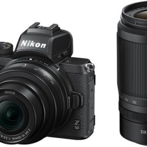 Nikon-Z50-hübriidkaamera