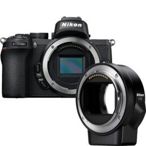 Nikon-Z50-kere-FTZ