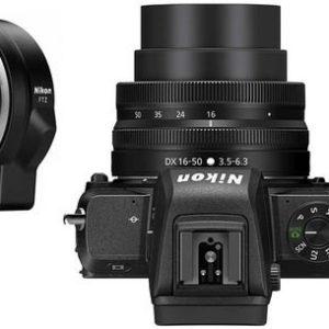 Nikon-Z50-KIT-16-50-FTZ