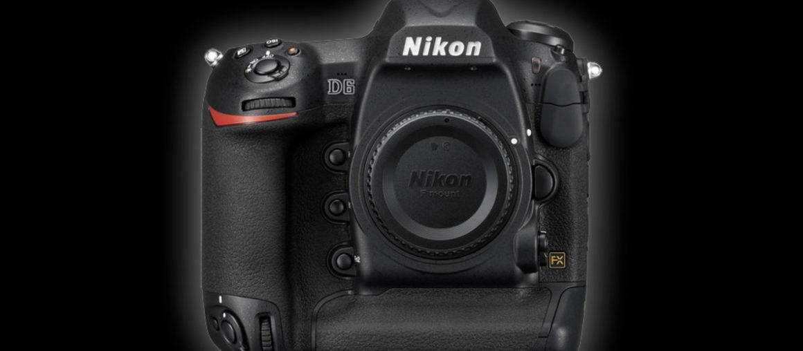 Nikon D6: 20MP, sisseehitatud GPS ja puudub IBIS?