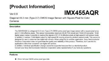 Nikon Z8 ja Nikon D850 järeltulija saavad kuulujutu järgi 60MP sensori
