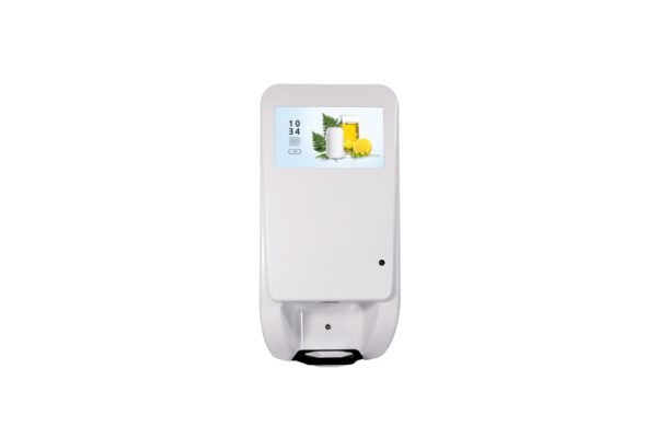 "11.6""-LCD-Kätepesu-dosaator"