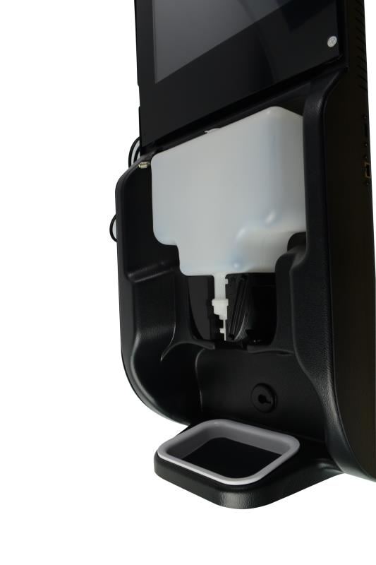 "21""-LCD-kätepesu-dosaator"