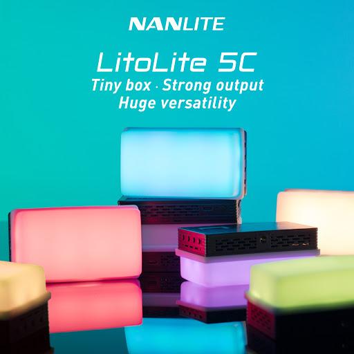 Nanlite-LitoLite-5C-RGBWW-Pocket-LED