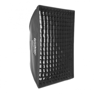 Softbox-GODOX-SB-USW6060-grid-bowens-60x60-foldable-square