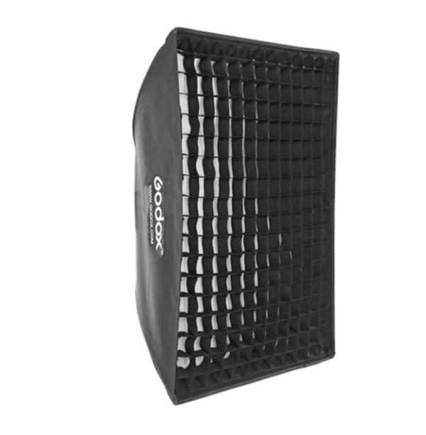 Softbox-GODOX-SB-USW6060-grid-bowens-60x60-foldable-square