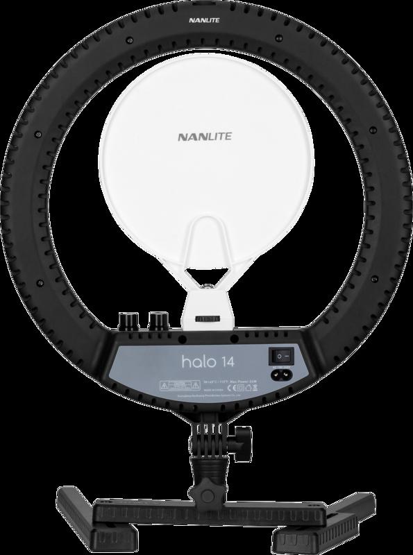 Nanlite-Halo14-LED-Ring-Light