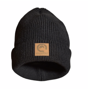 VALLERRET_Beanie_Black