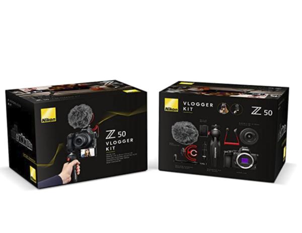 Nikon-Z-50-Vlogger-Kit
