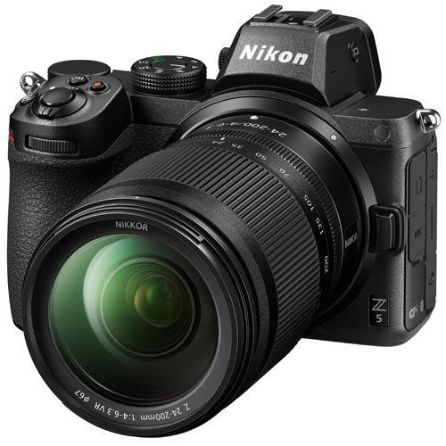 Nikon-Z-5-KIT-24-200mm