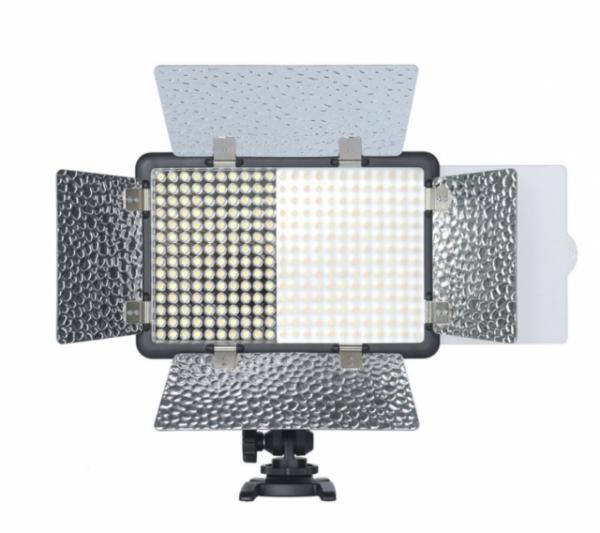 LED-panel-Godox-LF308BI-bi-color-flash