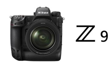 Nikon töötab välja Nikon Z 9 täiskaaderiga peeglita kaamera lipulaeva