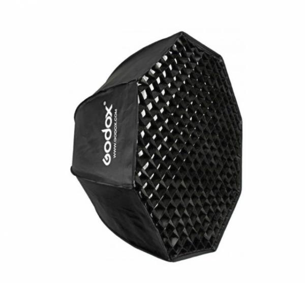 Softbox-GODOX-SB-FW140-grid-140cm-octa