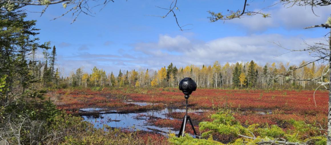Kaasahaarava virtuaalreaalsuse kasutamine looduse toomiseks abivajavate inimesteni