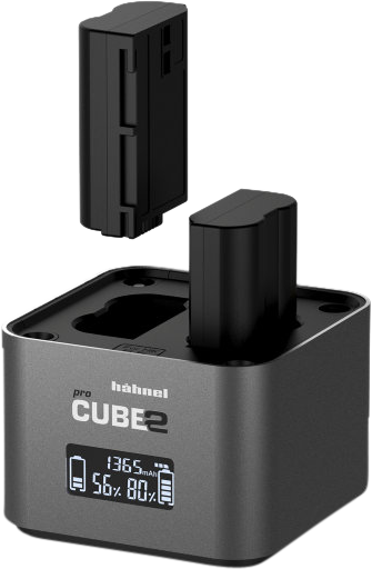 HÄHNEL-Procube-2-Twin-Charger-Nikon