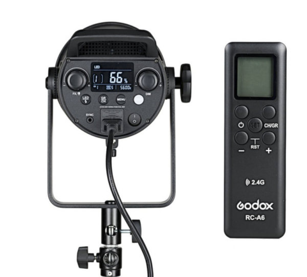 Godox-FV200-High-Speed-Sync-Flash-LED-Light