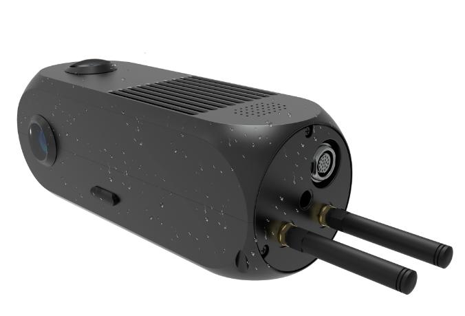 Labpano esitles siseruumides kasutamiseks mõeldud voogedastuse panoraamkaamerat Pilot Insight IP65