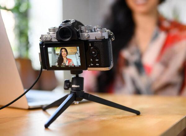 Nikon-Z-fc-live-streaming