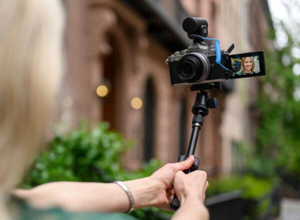 Nikon-Z-fc-vlogger