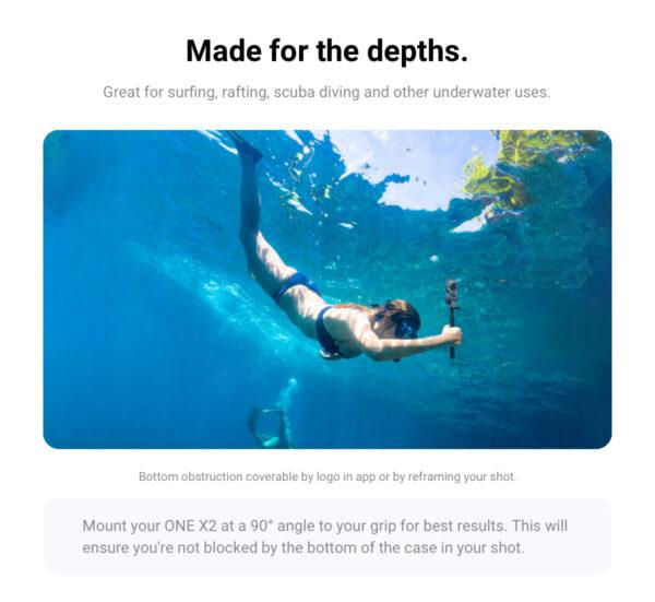 Insta360-Dive-Case