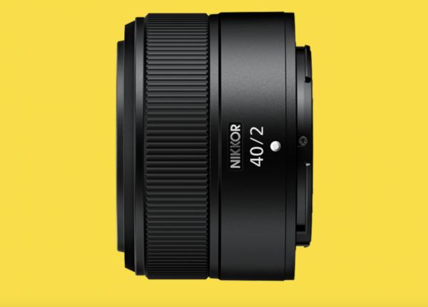 NIKKOR-Z-40mm-f/2-Nikon