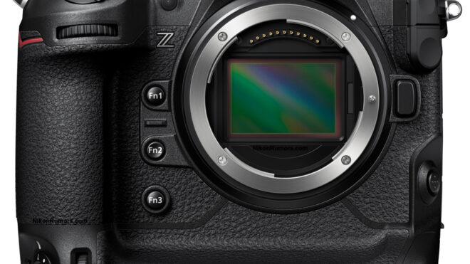 Nikon Z9 pole Nikoni järelejõudmismäng!