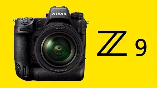 Nikon India kaudu lekkis uut infot Z 9 kaamerast